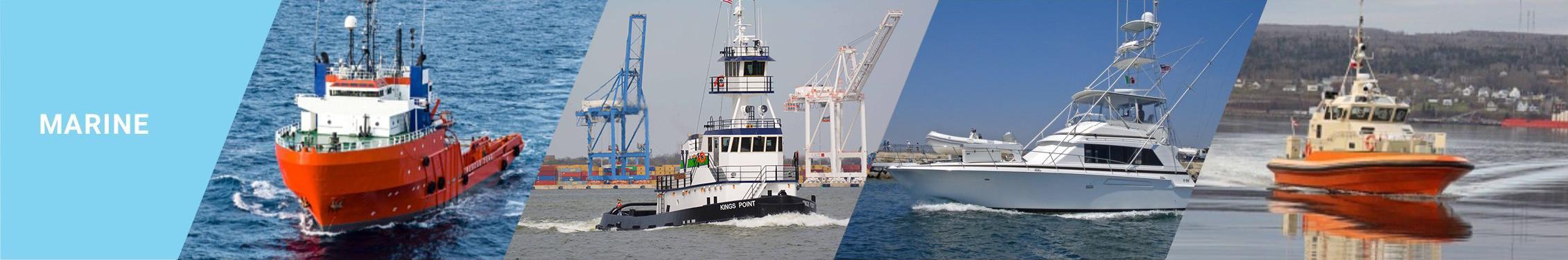 Marine Applications